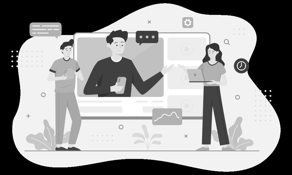 desenho modelo criação de site profissional 2