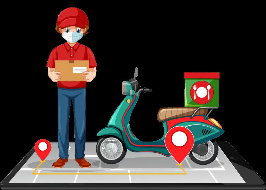 motoboy anunciar delivery na internet 2